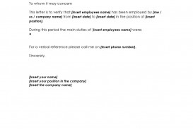 003 Incredible Proof Of Employment Letter Template Canada Idea  Confirmation