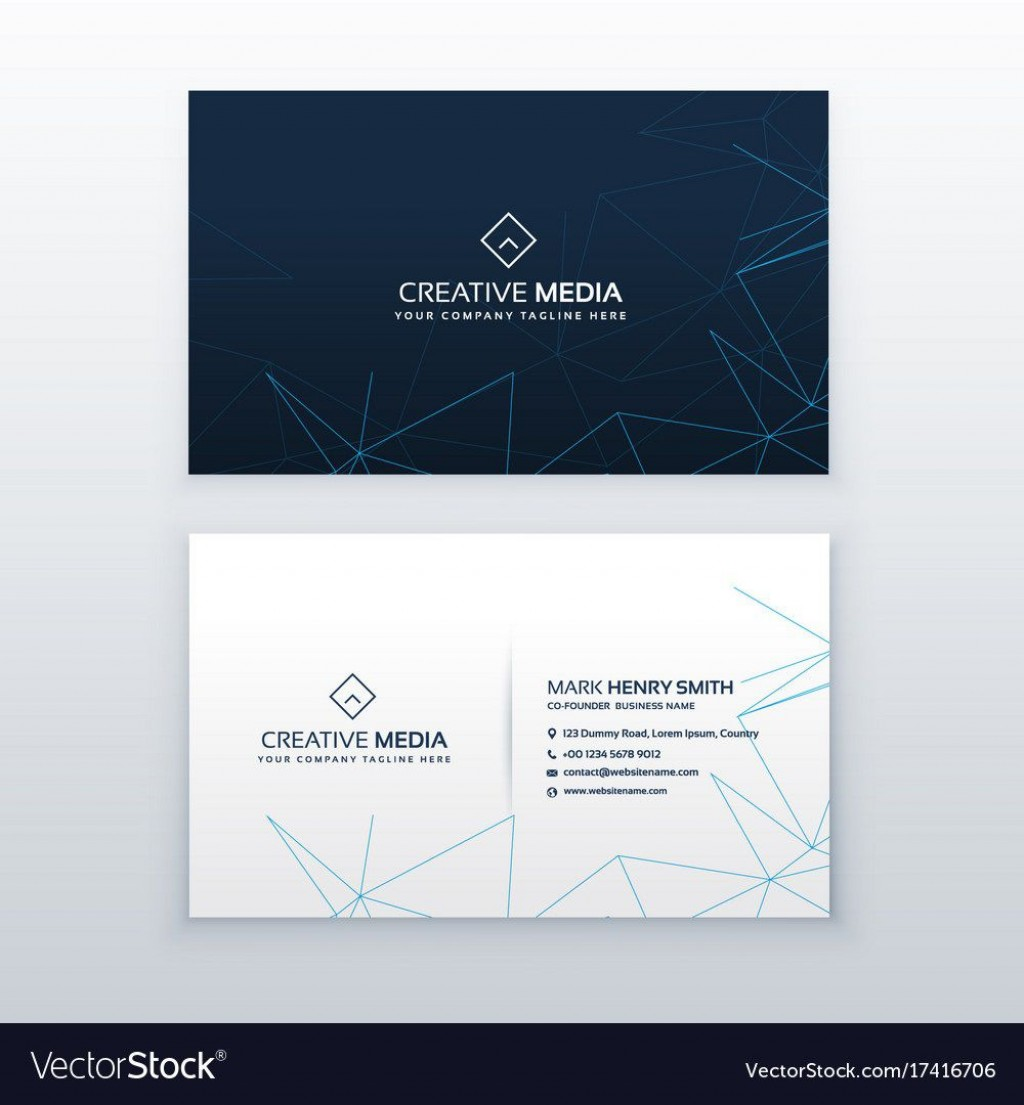 003 Incredible Simple Visiting Card Template High Definition  Templates Busines Psd Design File Free DownloadLarge