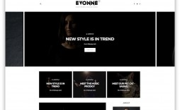 003 Magnificent Best Free Responsive Blogger Template 2019 Inspiration