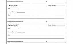 003 Magnificent Cash Receipt Template Word Photo  Money Sample Format Download Payment