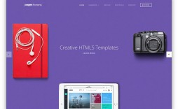 003 Magnificent Download Web Template Html5 Inspiration  Photography Website Free Logistic Busines