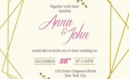 003 Magnificent Free Wedding Invitation Template Printable Picture  For Microsoft Word Mac
