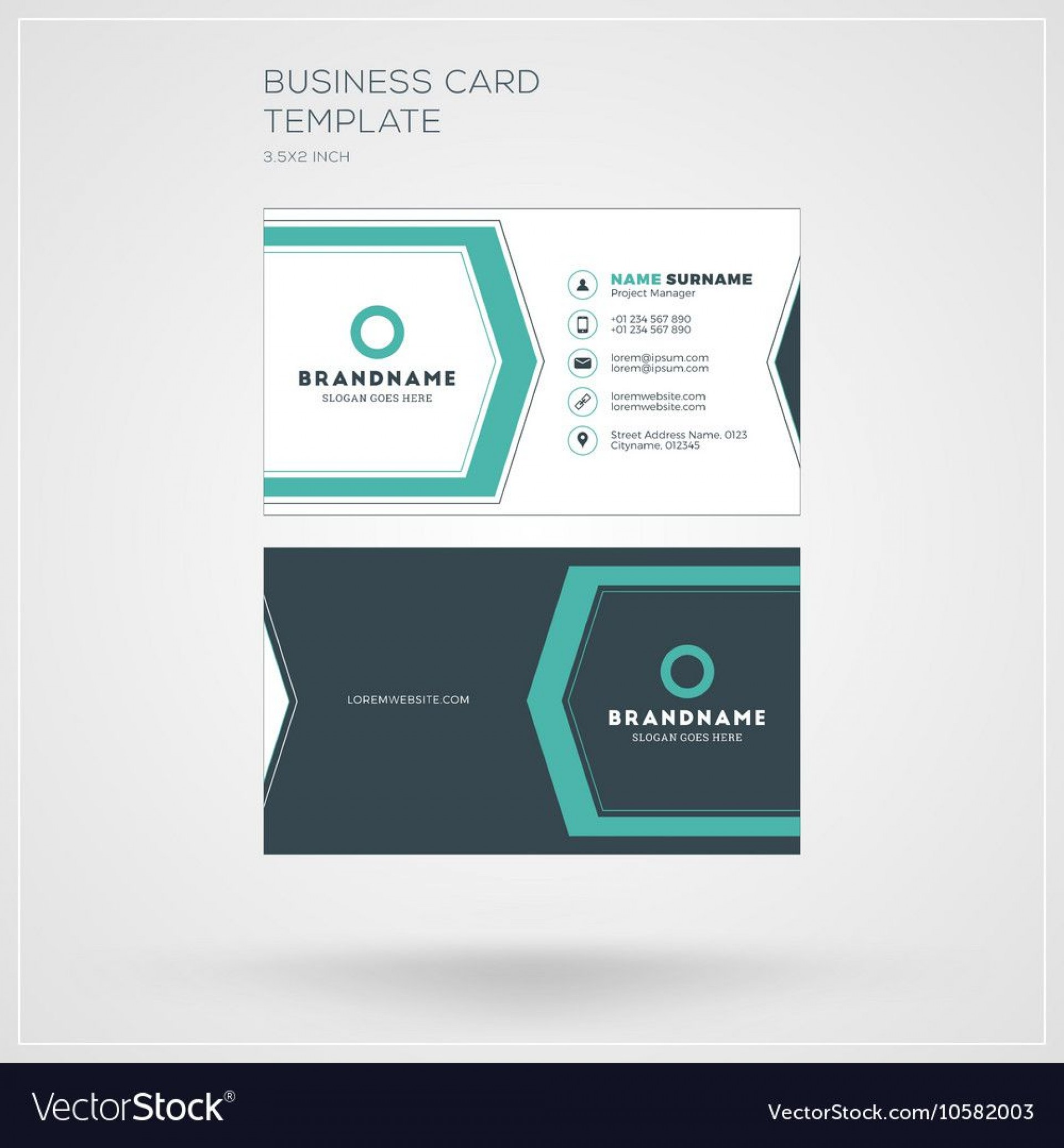 003 Magnificent Personal Busines Card Template Concept  Trainer Design Psd Fitnes1920