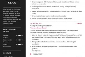 003 Magnificent Resume Template For Nurse Inspiration  Sample Nursing Assistant With No Experience Rn' Free