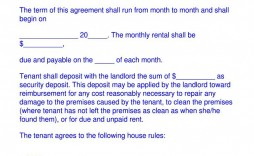 003 Magnificent Simple Room Rental Agreement Template Idea  Free