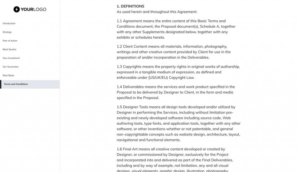 003 Magnificent Social Media Marketing Proposal Template Word Sample  PlanLarge