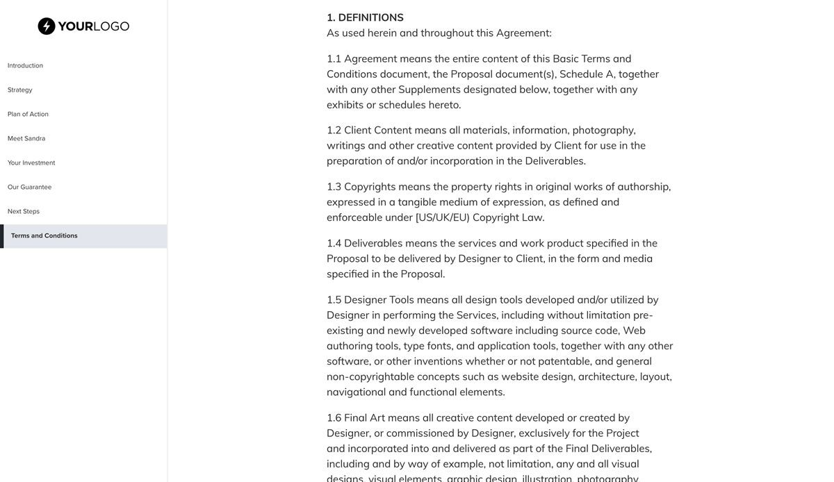 003 Magnificent Social Media Marketing Proposal Template Word Sample  PlanFull