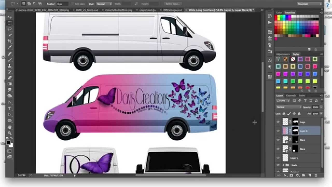 003 Magnificent Vehicle Wrap Template Free Download Highest Quality  Downloads CarFull