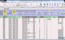 003 Marvelou Excel Work Order Tracking Template Inspiration  Construction Microsoft