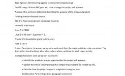 003 Marvelou Executive Summary Template Word Free Design