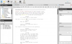 003 Marvelou How To Use Microsoft Word Screenplay Template High Definition
