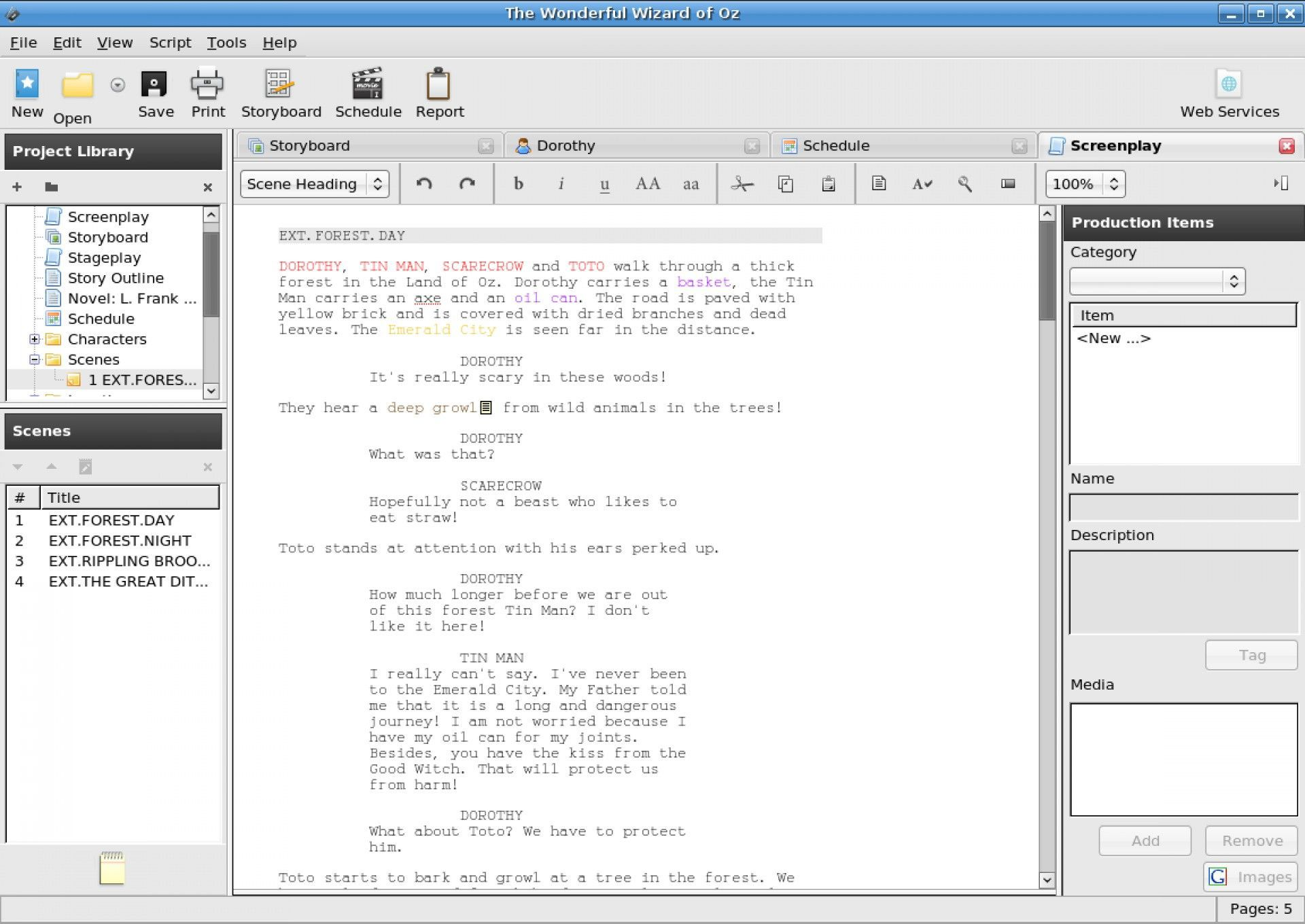 003 Marvelou How To Use Microsoft Word Screenplay Template High Definition Full