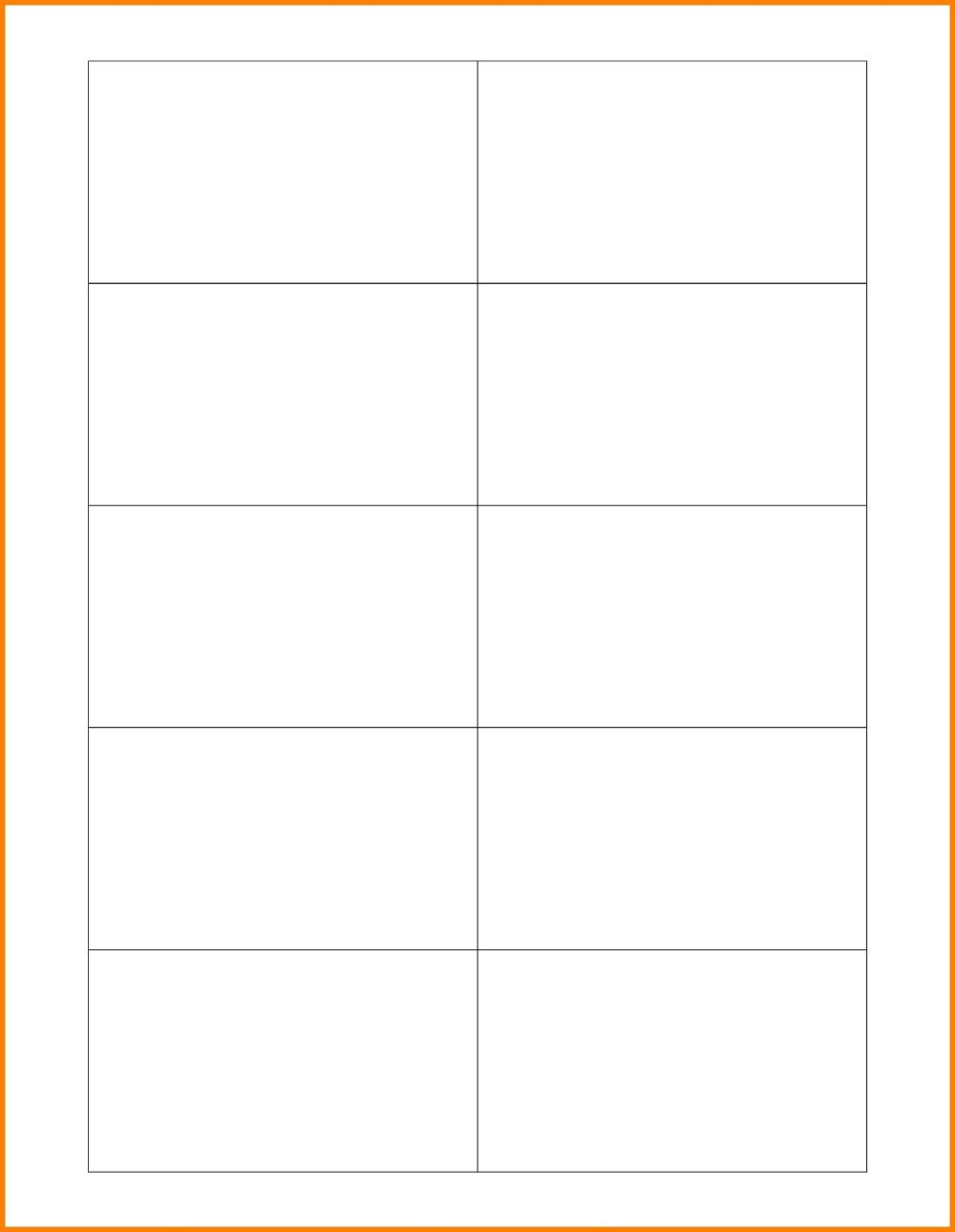 003 Marvelou Plain Busines Card Template Photo  White Free Download Blank Printable Word 2010
