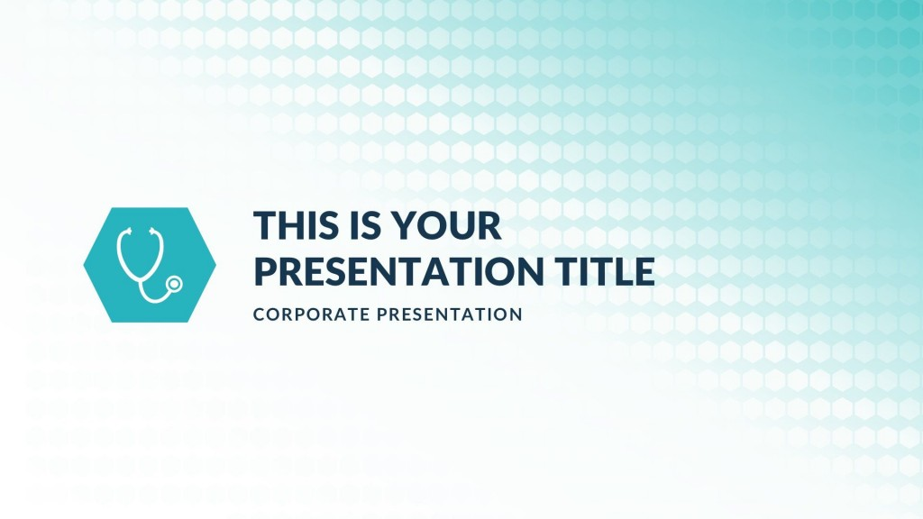 003 Marvelou Powerpoint Presentation Template Free Download Medical Design  AnimatedLarge