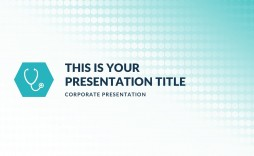 003 Marvelou Powerpoint Presentation Template Free Download Medical Design  Animated