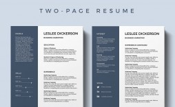 003 Marvelou Professional Resume Template Free Download Word Highest Quality  Creative