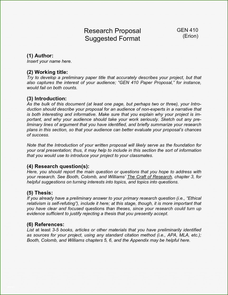 003 Marvelou Sample Research Paper Proposal Template Highest Quality  Writing A960