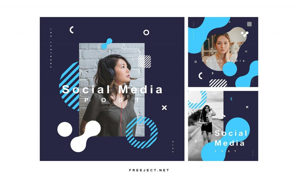 003 Marvelou Social Media Template Free Psd Design  DownloadLarge