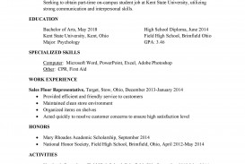 003 Marvelou Student Resume Template Word Free Highest Clarity  College Microsoft Download High School