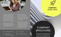 003 Outstanding Bi Fold Brochure Template Word Image  Free Download Microsoft