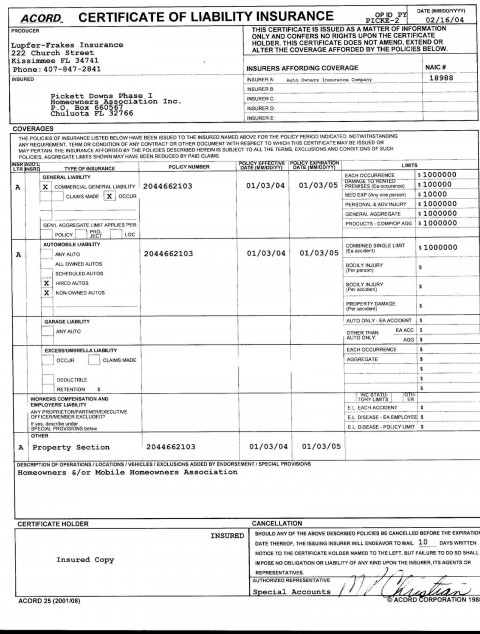 003 Outstanding Certificate Of Insurance Template Example  Sample Pdf Csio Tracking Acces480