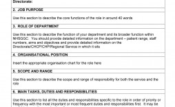 003 Outstanding Employee Role And Responsibilitie Template Excel High Definition