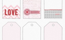 003 Outstanding Free Gift Tag Template Highest Quality  Templates Downloadable Christma Printable For Word To Print