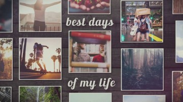 003 Outstanding Free Photo Collage Template After Effect Highest Quality  Download360