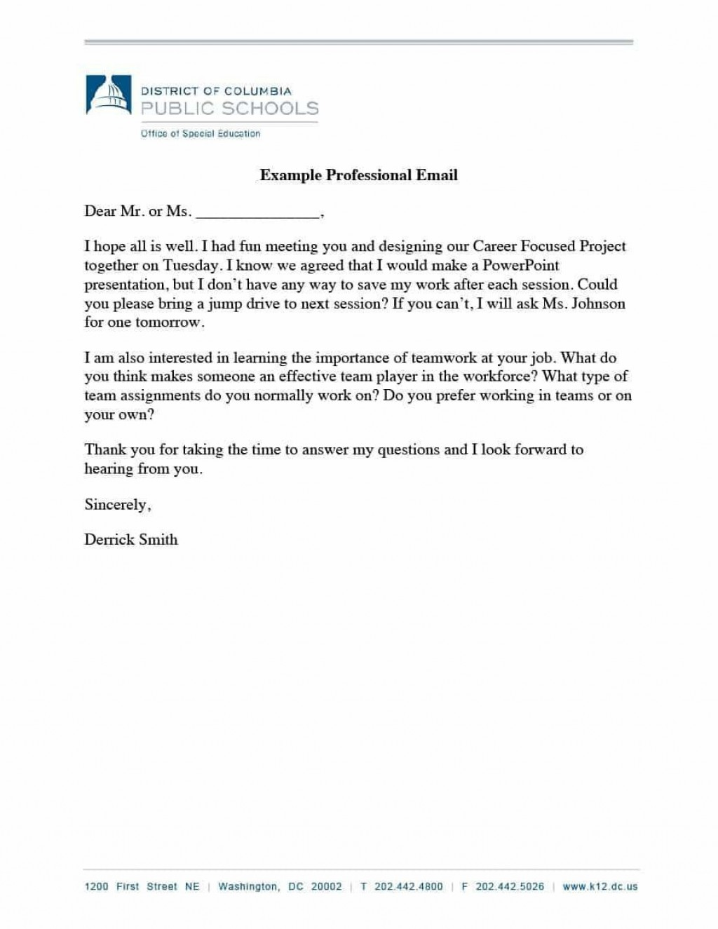 003 Outstanding Professional E Mail Template Design  Templates Email For Job Application Busines Signature Example Customer ServiceLarge