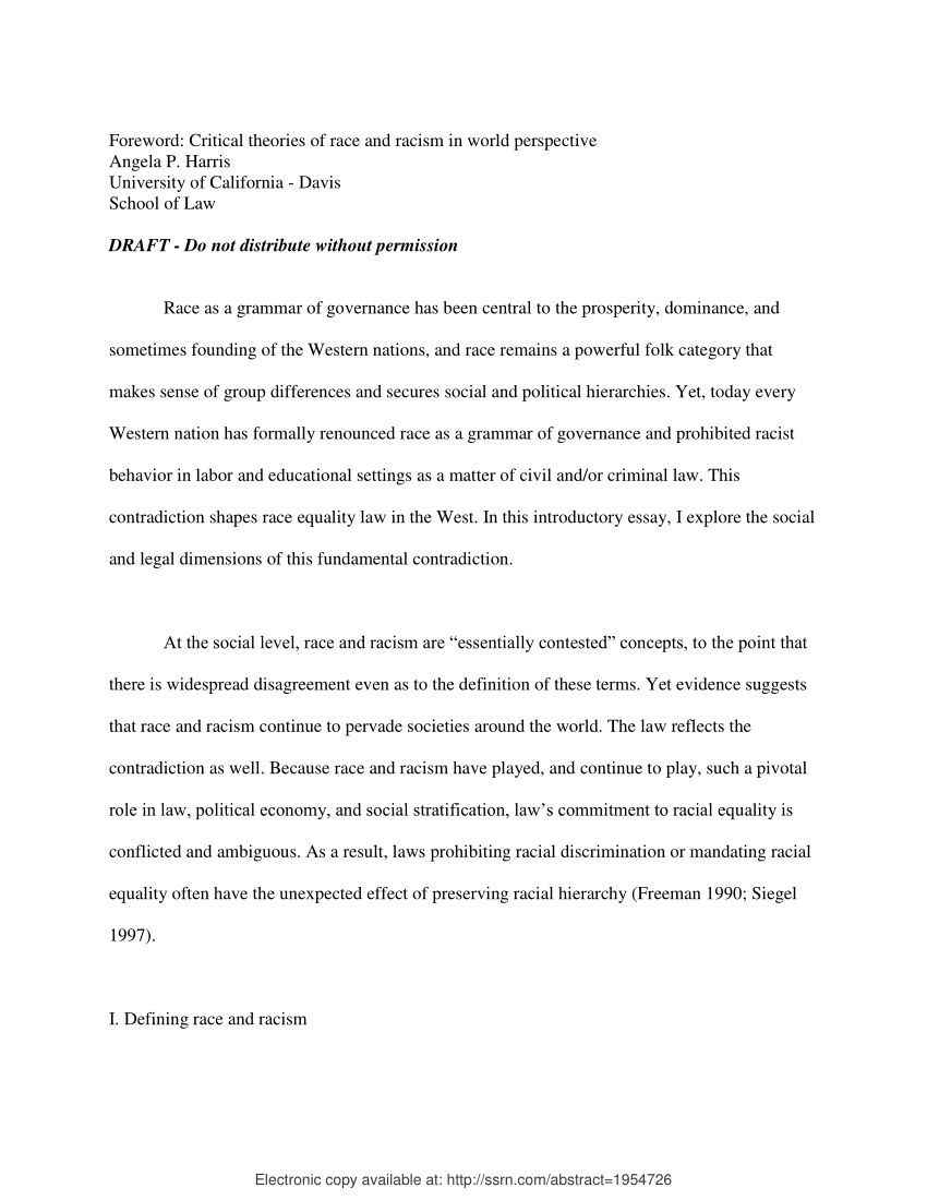 003 Outstanding Racism Essay Example  Brainly Writing Competition TagalogFull