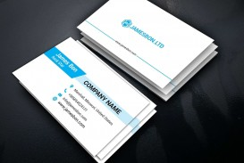 003 Outstanding Staple Busines Card Template Highest Clarity  Word Brand Heavyweight