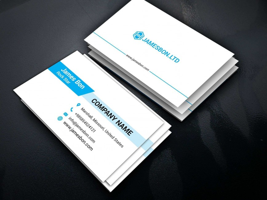 003 Outstanding Staple Busines Card Template Highest Clarity  Word Brand Heavyweight868