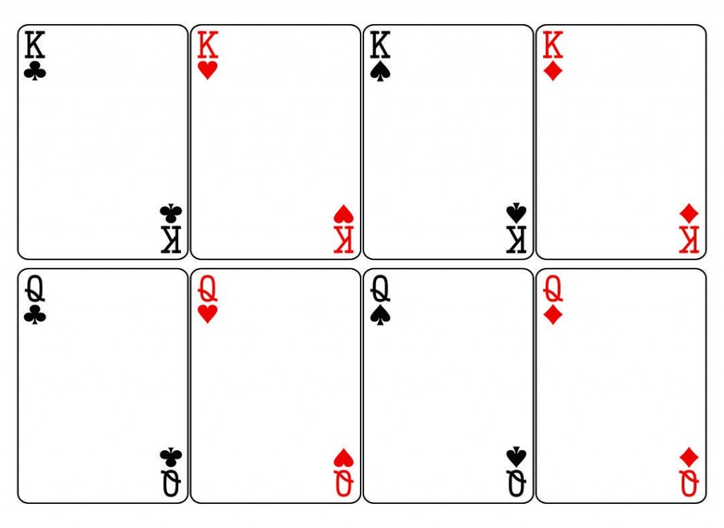 003 Phenomenal Blank Playing Card Template Word High Resolution Large