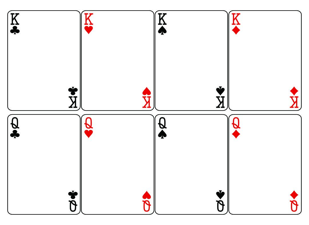 003 Phenomenal Blank Playing Card Template Word High Resolution Full