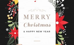 003 Phenomenal Christma Card Template Free Download Photo  Downloads Photoshop Editable