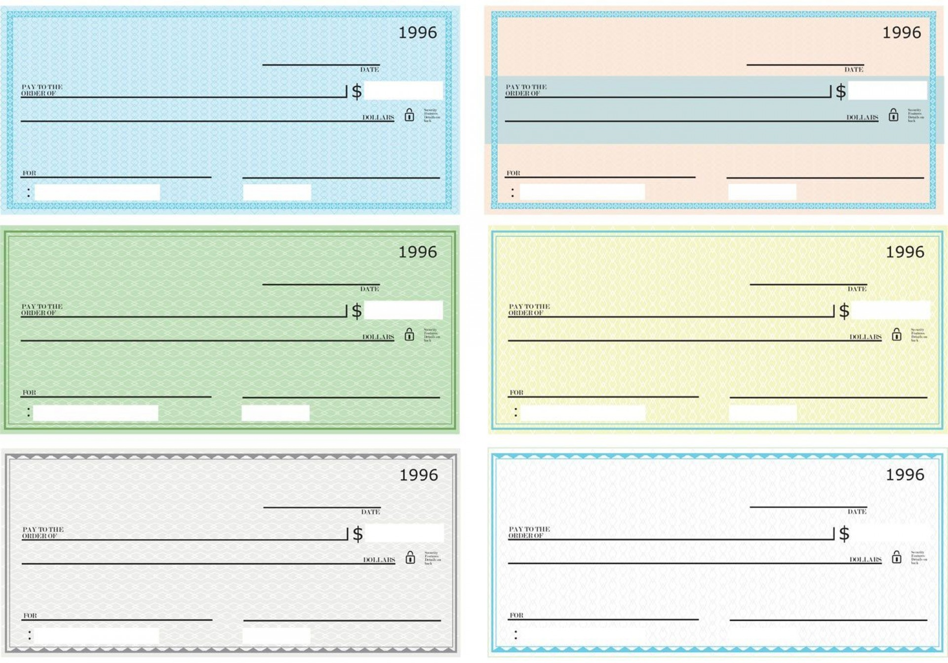 003 Phenomenal Free Blank Check Template Pdf Concept  Fillable Printable1920