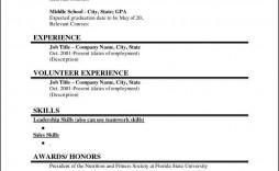 003 Phenomenal Free Student Resume Template Sample  Templates Microsoft Word Australia High School