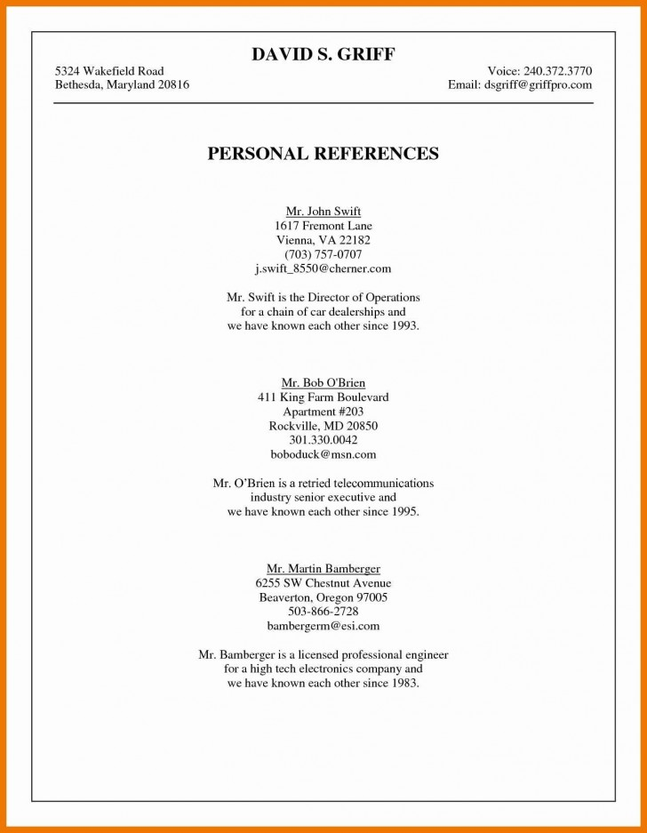 003 Phenomenal List Personal Reference Sample High Def 728