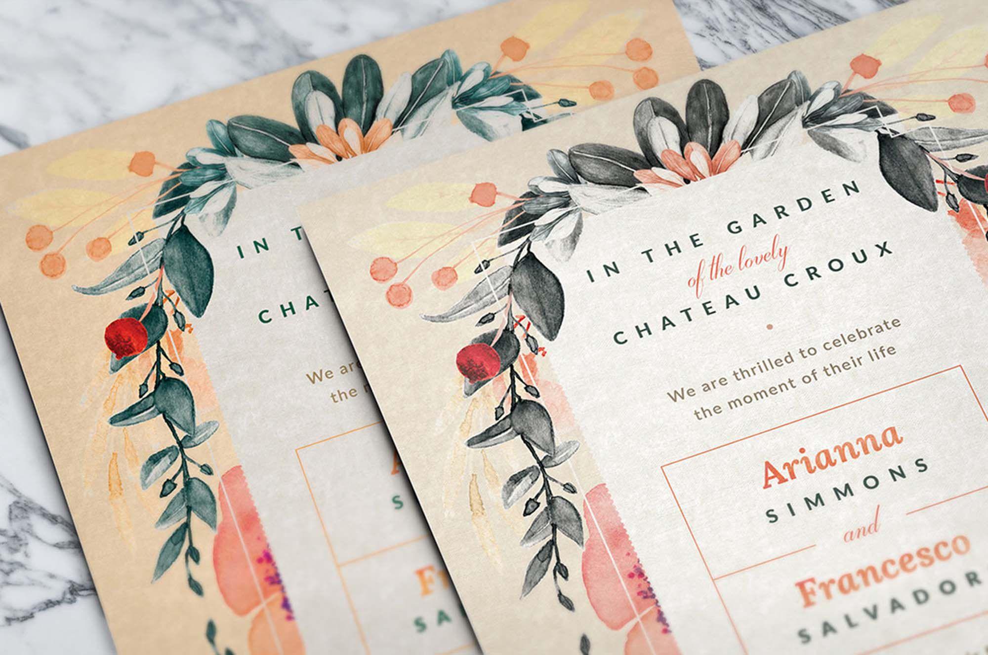003 Phenomenal Photoshop Wedding Invitation Template Idea  Templates Hindu Psd Free Download CardFull