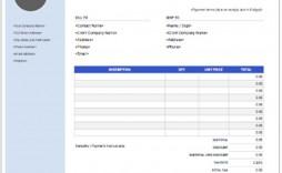 003 Phenomenal Self Employed Invoice Template Google Doc Inspiration  Docs