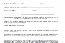 003 Phenomenal Simple Lease Agreement Template Picture  Tenancy Free Download Rent Format In Word India Rental