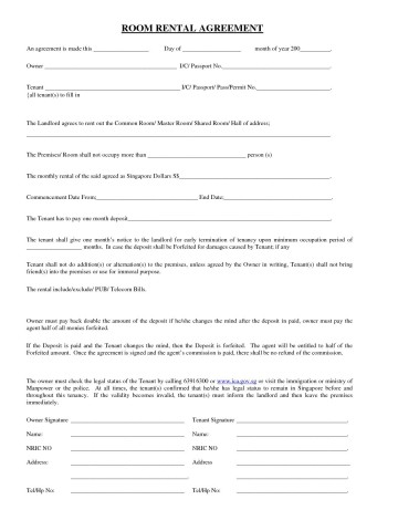 003 Phenomenal Simple Lease Agreement Template Picture  Tenancy Free Download Rent Format In Word India Rental360