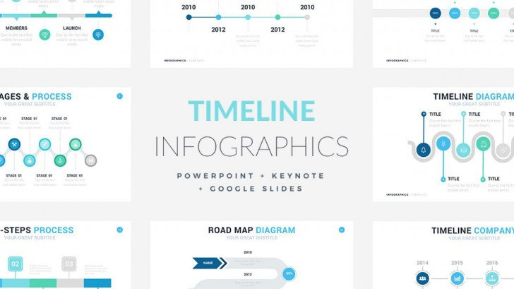 003 Phenomenal Timeline Infographic Template Powerpoint Download Highest Quality  Free728