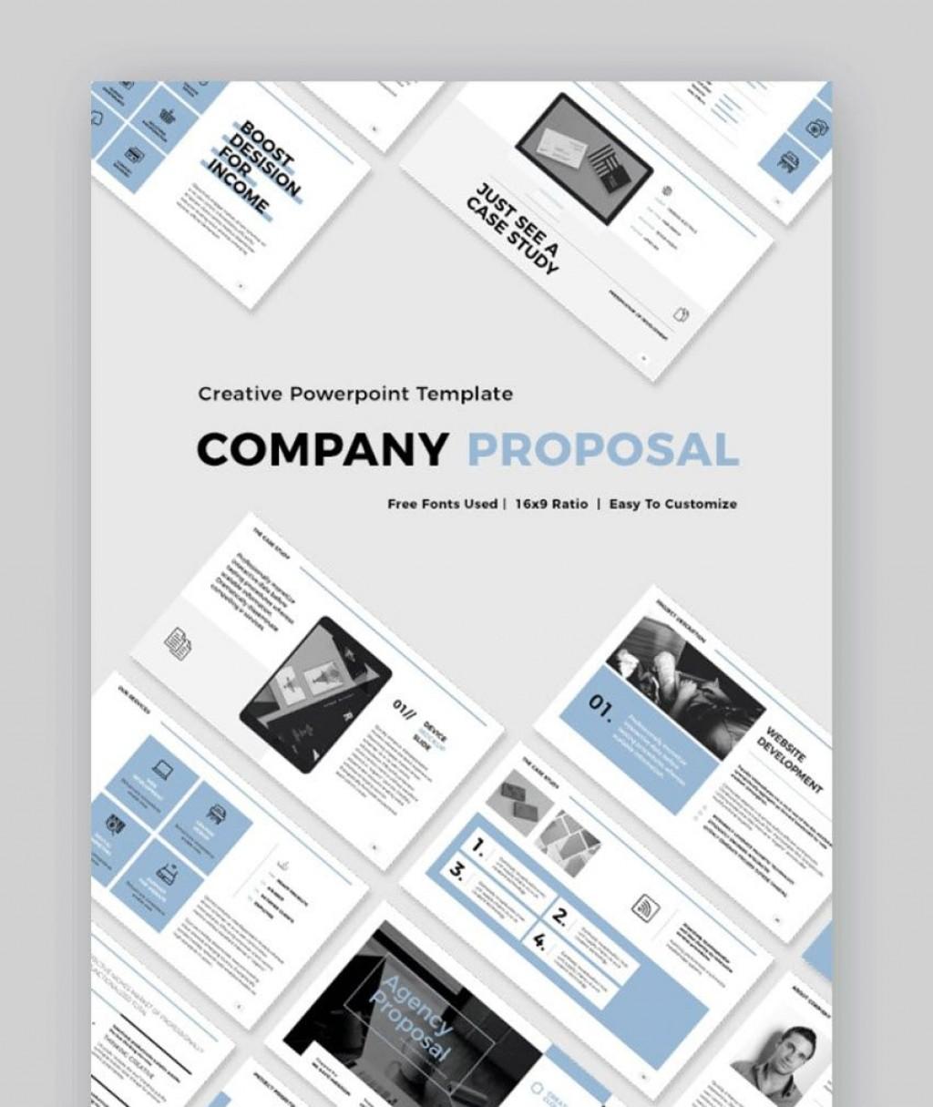 003 Phenomenal Web Development Proposal Template Free Idea Large