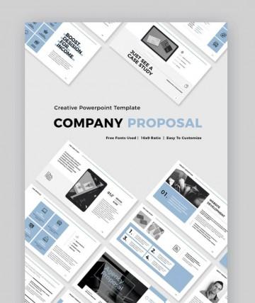 003 Phenomenal Web Development Proposal Template Free Idea 360