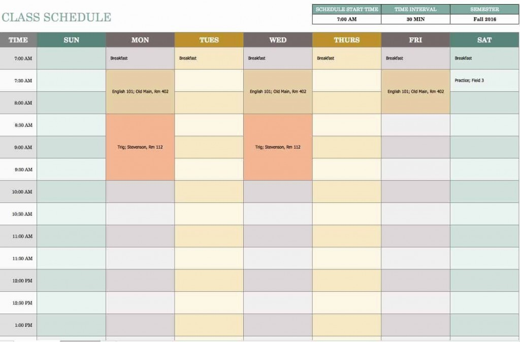 003 Rare Excel Work Planner Template Sample  Microsoft Monthly Schedule Plan SchedulingLarge