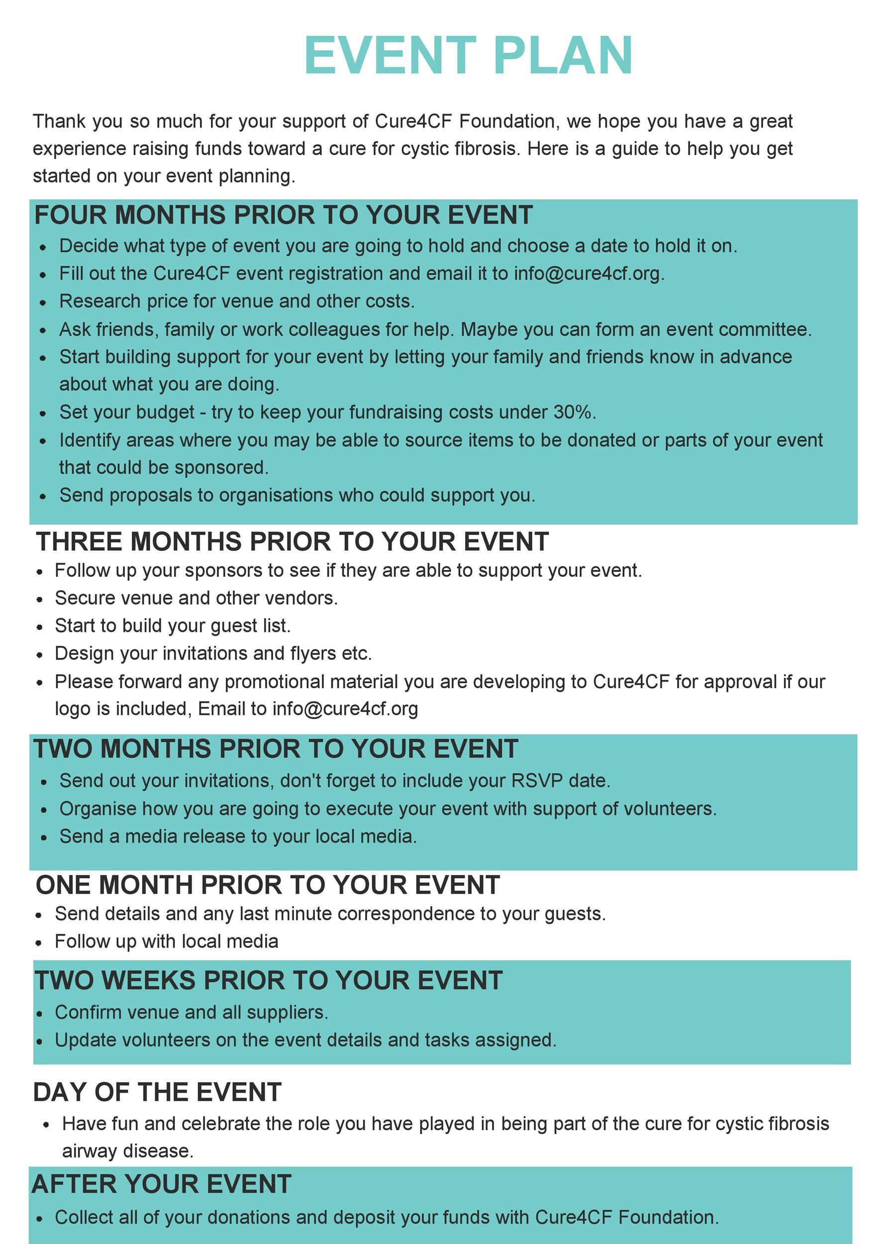 003 Rare Free Event Planning Template Download Highest Clarity  BudgetFull