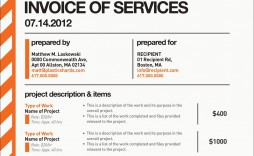 003 Rare Freelance Graphic Design Invoice Example Inspiration  Template Contract