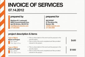 003 Rare Freelance Graphic Design Invoice Example Inspiration  Contract Template Sample