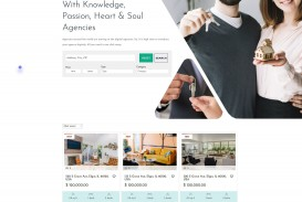 003 Rare Real Estate Template Wordpres Design  Homepres - Theme Free Download Realtyspace
